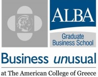 Alba Graduate Business Scholl